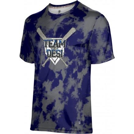 ProSphere Men's DESI STRONG Grunge Shirt