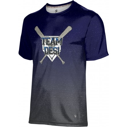 ProSphere Men's DESI STRONG Ombre Shirt