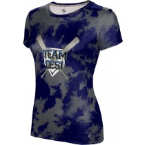ProSphere Girls' DESI STRONG Grunge Shirt
