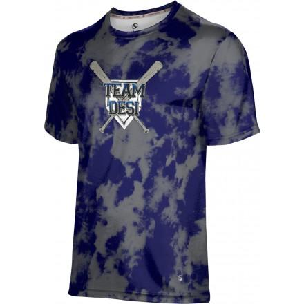 ProSphere Boys' DESI STRONG Grunge Shirt