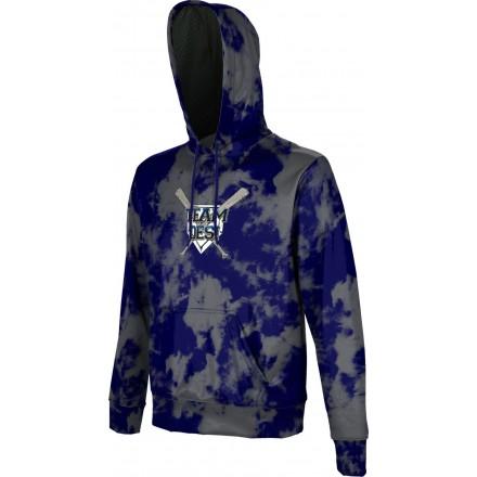 ProSphere Boys' DESI STRONG Grunge Hoodie Sweatshirt