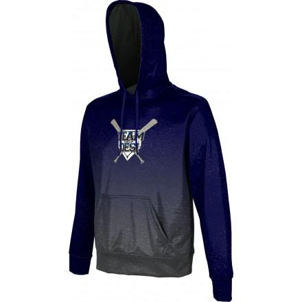 ProSphere Boys' DESI STRONG Ombre Hoodie Sweatshirt