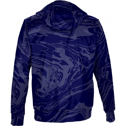ProSphere Boys' DESI STRONG Ripple Hoodie Sweatshirt