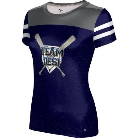ProSphere Girls' DESI STRONG Gameday Shirt