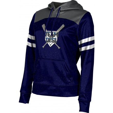 ProSphere Girls' DESI STRONG Gameday Hoodie Sweatshirt