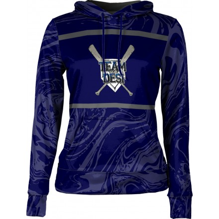 ProSphere Girls' DESI STRONG Ripple Hoodie Sweatshirt