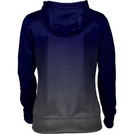 ProSphere Women's DESI STRONG Ombre Hoodie Sweatshirt