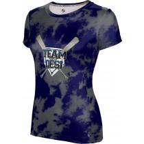 ProSphere Girls' DESI STRONG Grunge Shirt