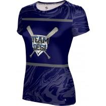 ProSphere Girls' DESI STRONG Ripple Shirt